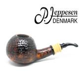 Peder Jeppesen - IDA Gr 3 Bent  Ball (Sandblast)  Pipe