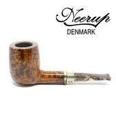 Neerup - Classic  Series -  Gr 3 Billiard Pipe (Smooth) 9mm