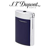 S.T. Dupont - MiniJet - Single Jet Torch Lighter - Navy Blue