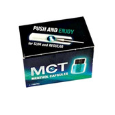 MCT -100  Menthol Loose Capsules - Insert in Filter
