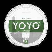 YoYo - Havana (Mojito)  - Tobacco Free Chew Bags - 8mg