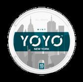 YoYo - New York (Mint)  - Tobacco Free Chew Bags - 15mg