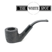 Alfred Dunhill - Shell Briar - 3 233 - Group 3 - Bent Brandy - White Spot