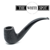Alfred Dunhill - Shell Briar - 6 102 - Group 6 - Bent - White Spot