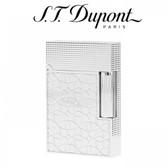 S.T. Dupont Small Ligne 2 Lighter - Diamond Head Pattern Platinum
