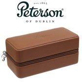 Peterson - Grafton - Brown Hardshell case with Pipe Bag