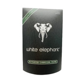 White Elephant - Activated Charcoal Filters 9mm - 250 Filters