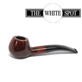 Alfred Dunhill - Amber Root - 5 128 - Group 5 - Diplomat - White Spot