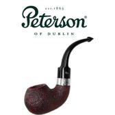 Peterson - Sherlock Holmes Le Strade - Black Sandblast - P-Lip