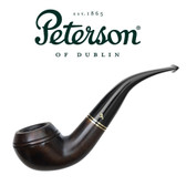 Peterson - Tyrone - 999 smooth  - Fishtail Mouthpiece