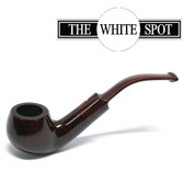 Alfred Dunhill - Chestnut - 3 213 - Group 3 - Bent Apple - White Spot