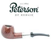 Peterson - Walnut Spigot 408 - Fishtail Pipe