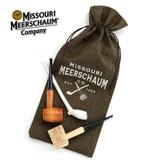 Missouri Meerschaum - Classic trio Pipe Set