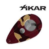 Xikar - Xi2 Cigar Cutter - Camo Red & Tan (58 Gauge)