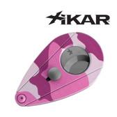 Xikar - Xi2 Cigar Cutter - Camo Pink (58 Gauge)