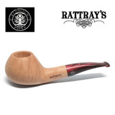 Rattrays - Fudge -  17 Smooth - 9mm Filter Pipe