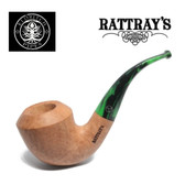 Rattrays - Fudge -  15 Smooth - 9mm Filter Pipe