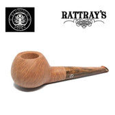 Rattrays - Fudge -  22 Smooth - 9mm Filter Pipe