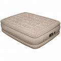 PURE COMFORT 6004QRB All-in-One Raised Queen Size Air Bed - 6004QRB