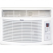 HAIER 6000 BTU Energy Star Window Air Conditioner with Remote Control - ESA406K