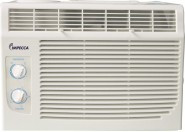 IMPECCA 5,000 BTU/h Window Air Conditioner Mechanical Controls - IWA-05KM