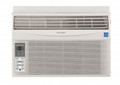 SHARP 8,000 BTU Mid-Size Window Air Conditioner - AFS85PX