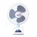 FANFAIR 12-Inch 3-Speed Oscillating Table Fan - FDF1210
