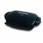 GEORGE FOREMAN 5-Serving Variable Temperature Grill with Removable Plates Black - GRP0004B
