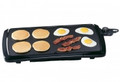 PRESTO 20-Inch Cool Touch Griddle, Black - 07030
