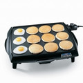 PRESTO Tilt n Drain BigGriddle Cool Touch Electric Griddle - 07046