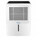 IMPECCA 50-Pint Portable Dehumidifier with Pump - IDM-52SP