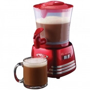 NOSTALGIA Hot Chocolate Maker Red - HCM700RETRORED