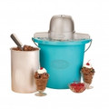 NOSTALGIA Old Fashioned Ice Cream Maker - ICMP400BLU