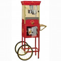 NOSTALGIA Vintage Collection Dispensing Popcorn Cart - CCP810