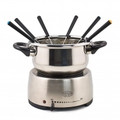 NOSTALGIA Stainless Steel Fondue Pot - FPS200