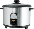 BRENTWOOD TS-15 8-Cup (1.5 Liter) Stainless Steel Rice Cooker - TS-15