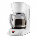 BLACK & DECKER 12-Cup Switch Coffee Maker White - CM1200W
