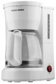 BLACK & DECKER 5 Cup Coffee Maker White - DCM600