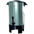 CONTINENTAL ELECTRIC 30 Cup Urn Stainless Steel Single Wall - CP43699