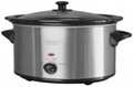 CONTINENTAL ELECTRIC CP43879 7.0 Quart Oval Slow Cooker - CP43879