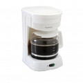 CONTINENTAL ELECTRIC 12-Cup Coffee Maker White - CE23621