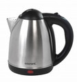 COURANT 1.5 Liter Cordless Electric Kettle, Stainless Steel - KEC151S