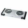 PRESTO Double Electric Burners Stainless Steel Body - PEB235