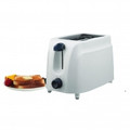 BRENTWOOD 2 Slice Toaster Cool Touch - White - TS-260W