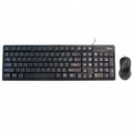 IMPECCA Desktop USB Keyboard and Mouse Combo - KB110C