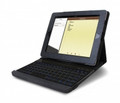 IMPECCA KBC84BTL Detachable Wireless Illuminated Keyboard & Protective Case/Stand for all iPads - KBC84BTL