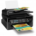 EPSON WorkForce WF-2530 All-in-One Print Copy Scan Fax Wi-Fi - C11CC37201