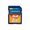 TRANSCEND Secure Digital 2GB - TS2GSDC