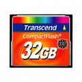 TRANSCEND Compact Flash 32GB 133X - TS32GCF133