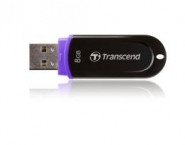 TRANSCEND JetFlash 300 8GB USB Flash Drive - TS8GJF300